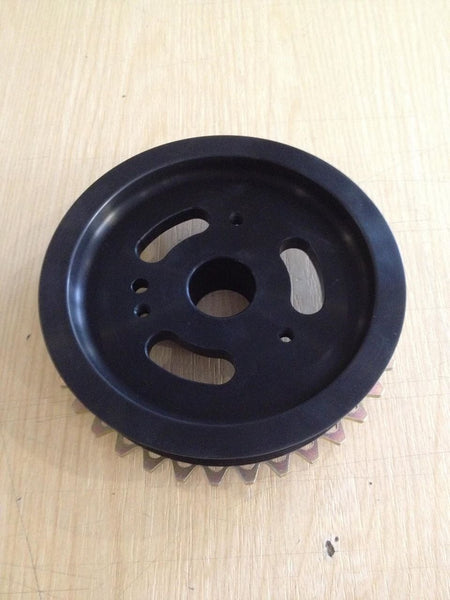 2.0 & 2.3 Duratec Solid Bottom Pulley