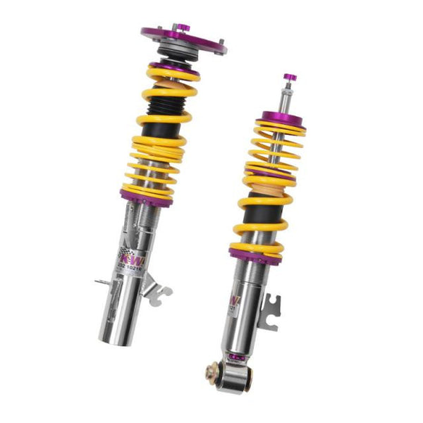 KW Coilover Clubsport Suspension incl. Top Mounts (35230854) - Ford Focus II (DA3,DB3,DA3-RS) RS All Models