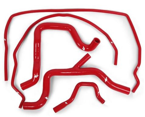 Mishimoto Focus RS mk2 Red Silicone Coolant Hoses