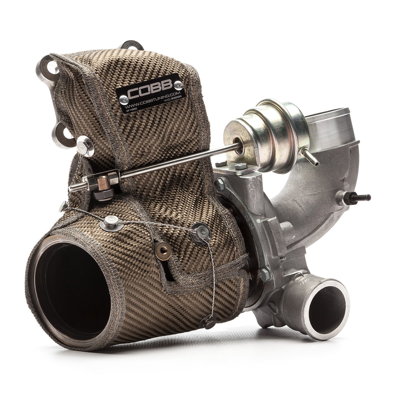 COBB Tuning - Turbo Blanket - Ford EcoBoost 2.0L