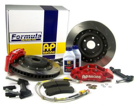 Genuine AP Racing Focus RS MK2 Big Brake Kit