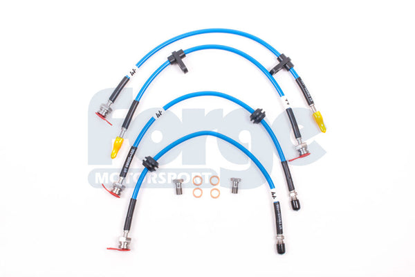 Braided Brake Lines for the Ford Focus RS MK3