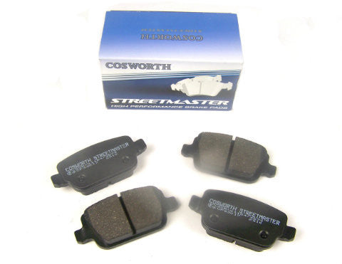 Cosworth Streetmaster Rear Pads - Lancer Evo V-IX (Brembo) 1998-2007