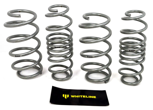 Whiteline Ford Focus MK3 RS lowering springs