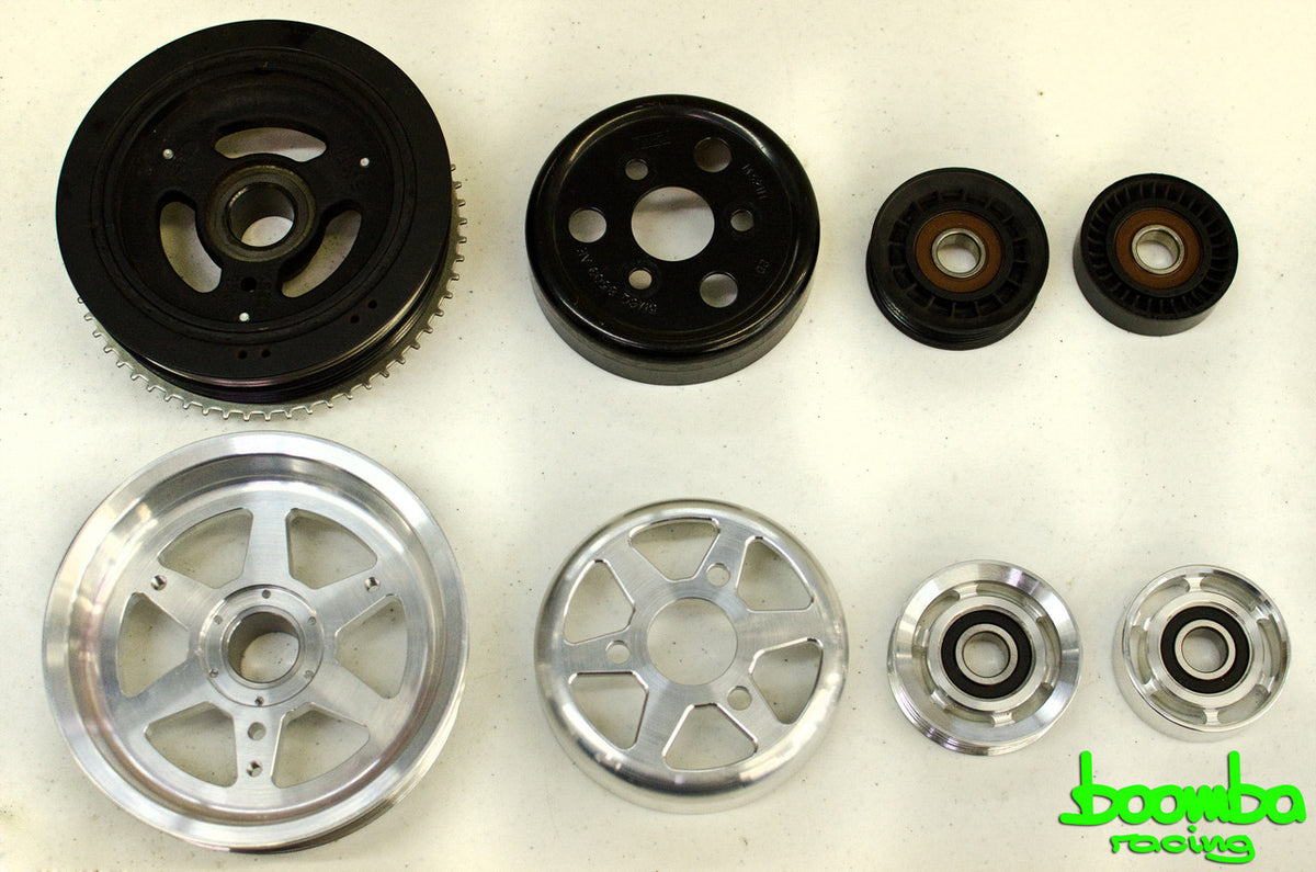 Focus mk3 ST 2.0 Ecoboost Lightweight Pulley Kit