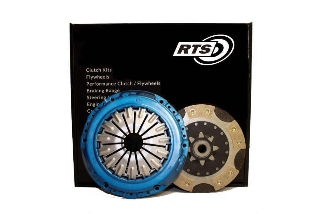 Ford Fiesta ST180 Twin friction Clutch Kit