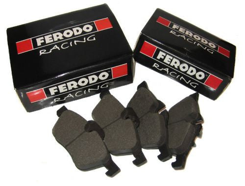 Ferodo Racing DS2500 Rear Brake Pad Set - Focus RS MK3
