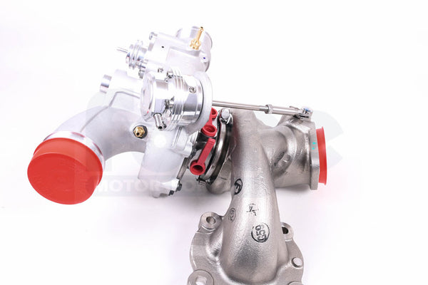 Forge Motorsport Alloy adjustable turbo wastegate actuator for the Ford Focus RS Mk3