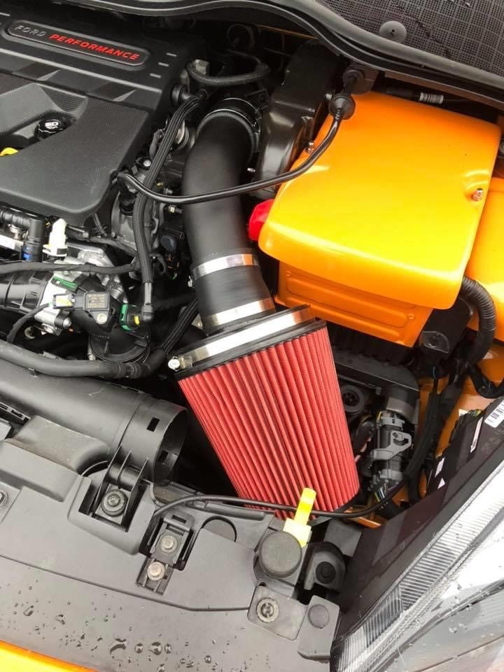 Fiesta MK8 ST 1.5 'Group-A' Induction Kit