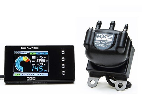 HKS EVC 6 Boost Controller - Color Display