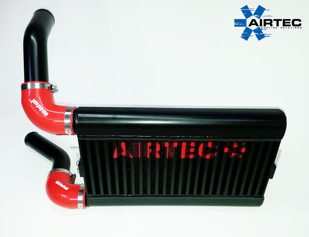 AIRTEC Fiesta 1.0 Eco Boost front mount Intercooler