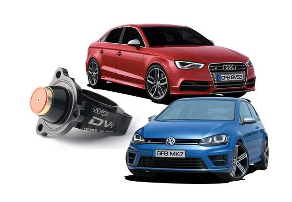 DV+ T9359 (Suits VW Mk7 Golf R and Audi 8V S3)