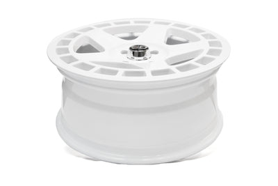 DNT 17*7.5 ET42 4x108 Gloss White wheels