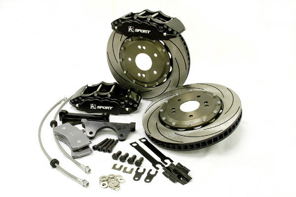 K-sport Focus RS MK2 8 Pot 356mm Kit