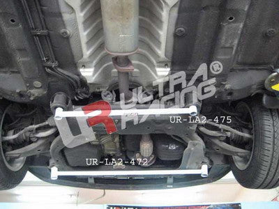 Ultra Racing Kia Rio (JB) 1.4 2005-2011 Front Lower Brace (LA2-475)