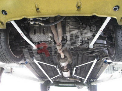 Ultra Racing Fiat Punto Mk2 1.8 HGT 1999-2006 Front Lower Brace (LA4-895P)