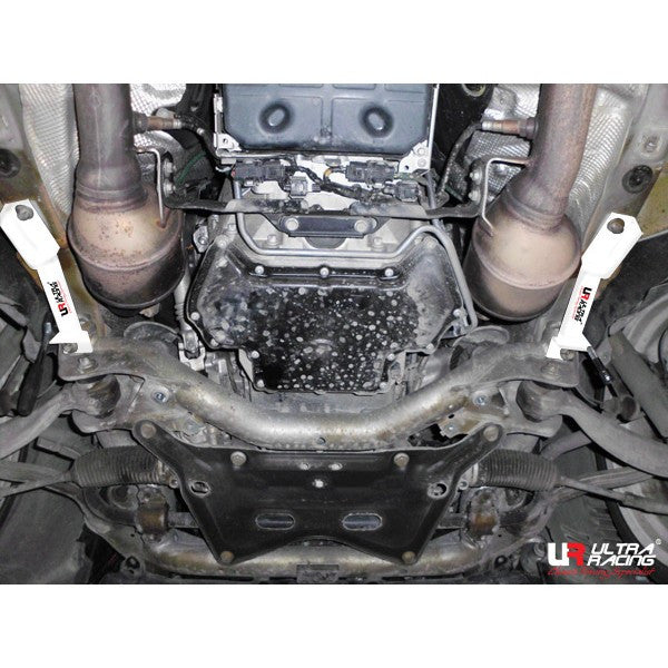 Ultra Racing Mercedes E Class Coupe (W207)  2009- Front Lower Brace (LAS4-1823P)