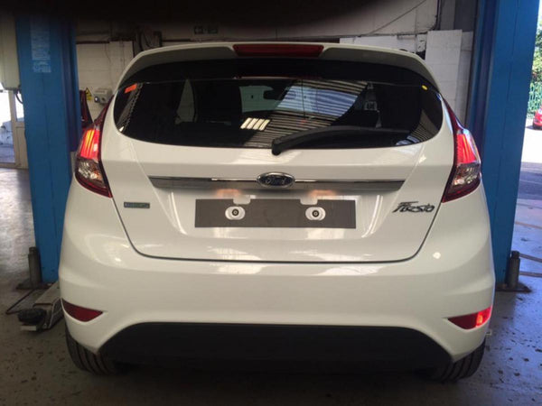 2016 Fiesta LED tail lights