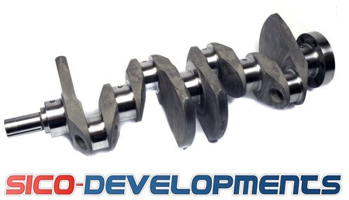 Cosworth MZR/Duratec 2.0L Billet Steel Crankshaft 83.1mm Stroke