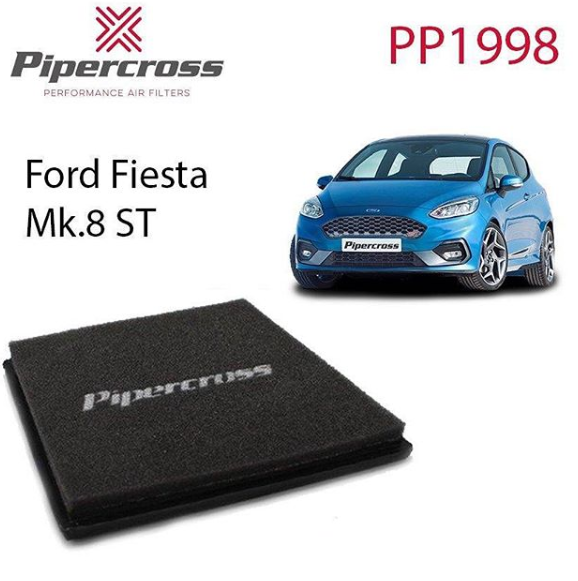 Pipercross MK8 fiesta panel filter