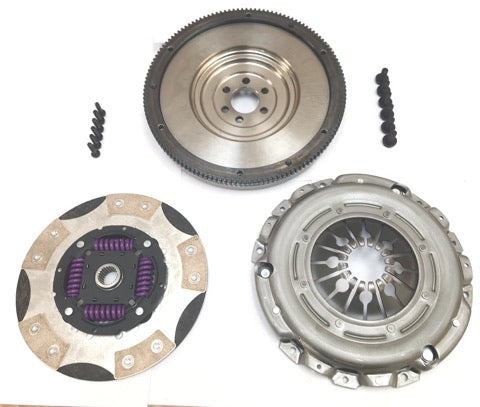 Fiesta ST180 & ST200 Twin Friction Clutch Kit With SMF