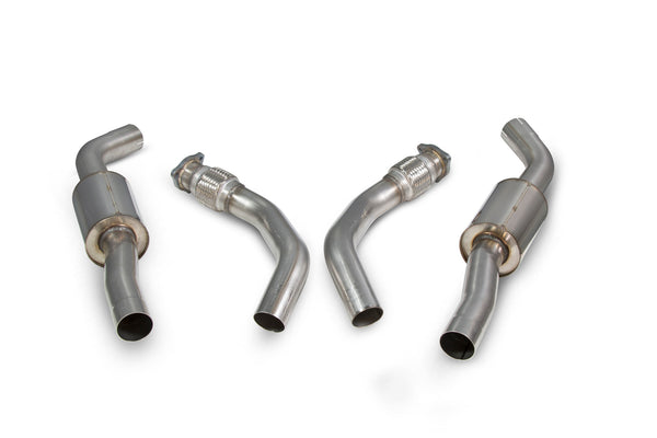 Audi S5 3.0 TFSI Quattro B8 & B8.5 Downpipes section (resonated)