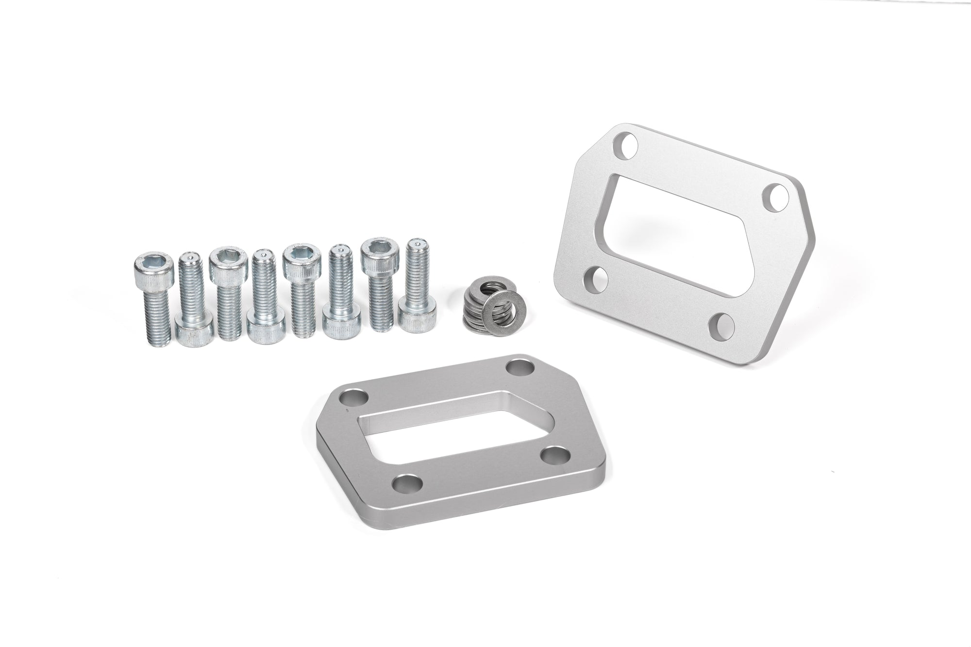 SD Performance Billet Rear Axle Spacers with Bolts