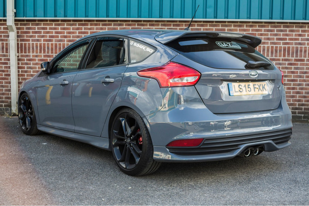 Ford Focus St Diesel Mk3 Non Resonated Dpf Back System