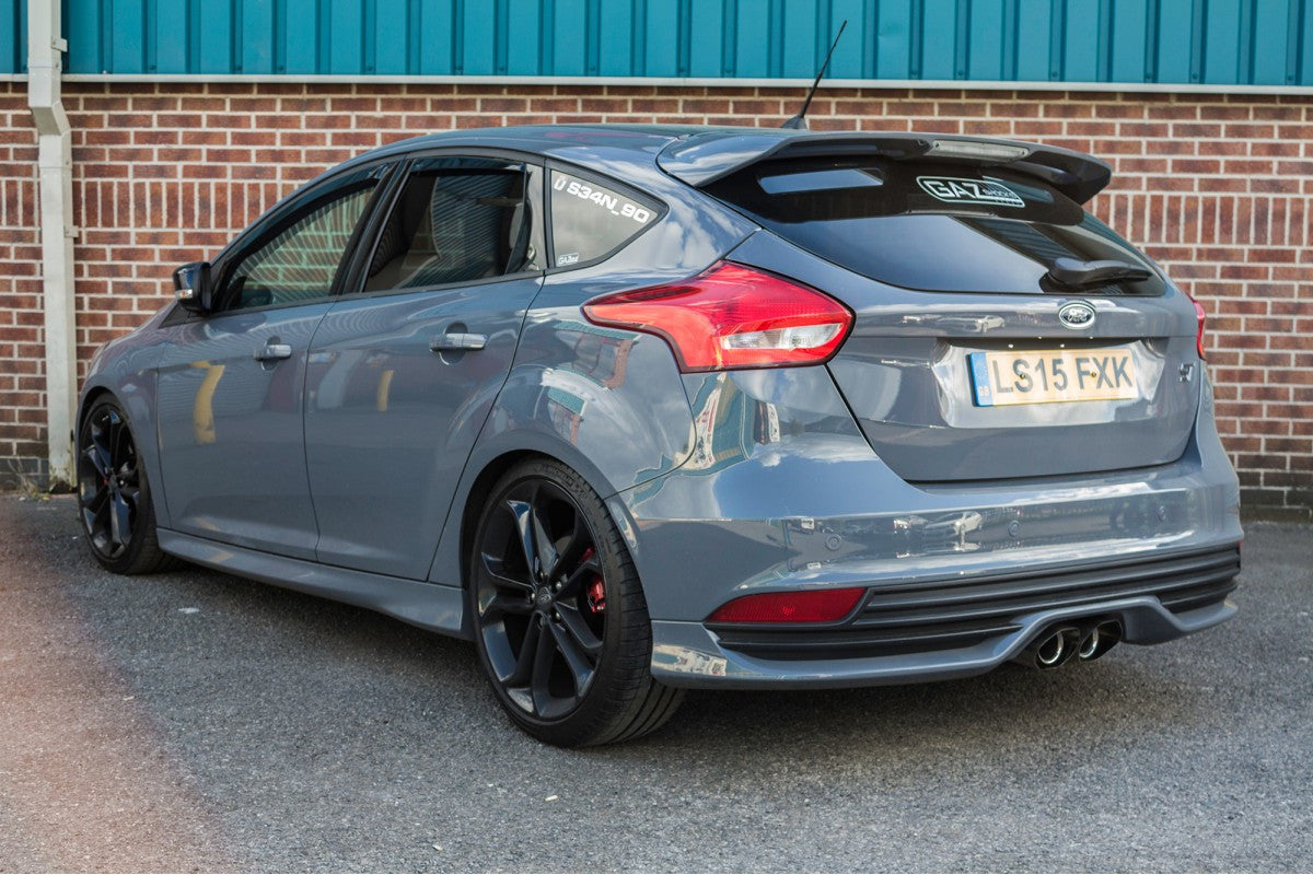 Ford Focus St Diesel Mk3 Non Resonated Dpf Back System Sico Developments