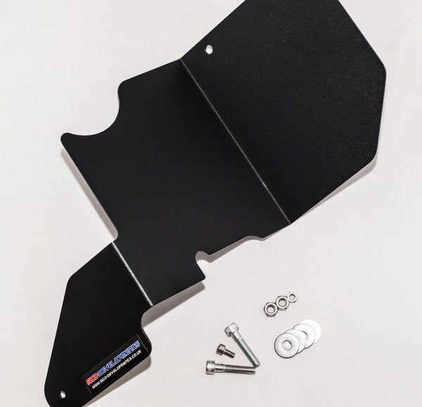 SiCo-Boost induction kit heat shield