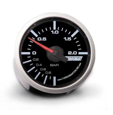 Turbosmart Boost Gauge 0-2BAR 52mm