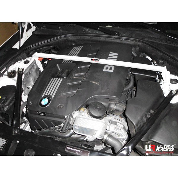 Ultra Racing BMW 5 Series (F10) 528 2.8 2010- Front Strut Brace (TW2-1864)