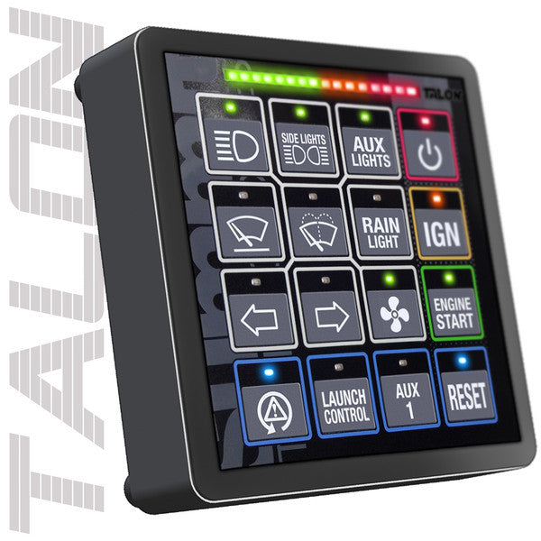 Summit Talon - Solid state digital control system
