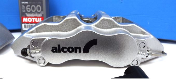 Alcon Advantage Extreme Front Brake Kit Mitsubishi Lancer Evo 4-9 6 Pot Caliper 343x32mm