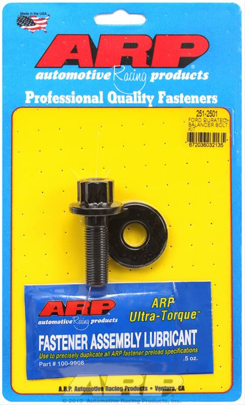 2.0/2.3/2.5 I4 Duratec ARP balancer bolt kit