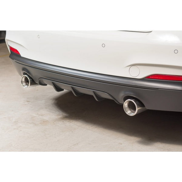 BMW M235i (F22) 2014> Cat Back Exhaust (Non-Resonated)
