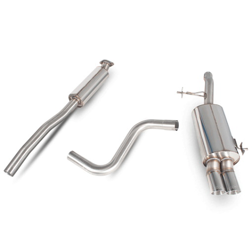 Ford Fiesta MK7 ST Scorpion cat-back exhaust