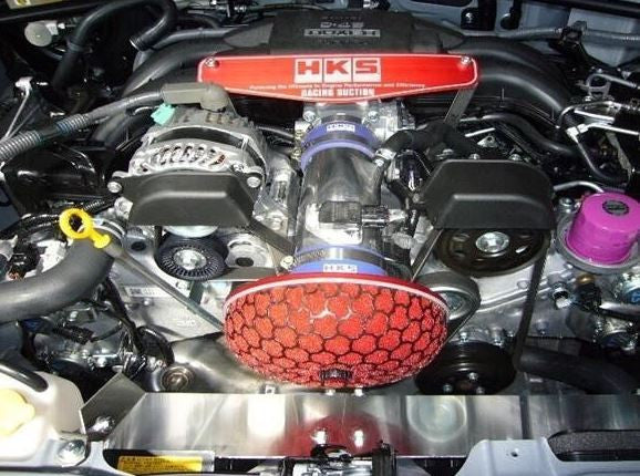 HKS Racing Suction Kit Toyota GT86 / Subaru BRZ [70020-AT022]