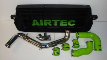 Airtec Stage 1 300bhp to 425bhp Focus RS Mk2 Intercooler & 2.5inch Boost pipe upgrade