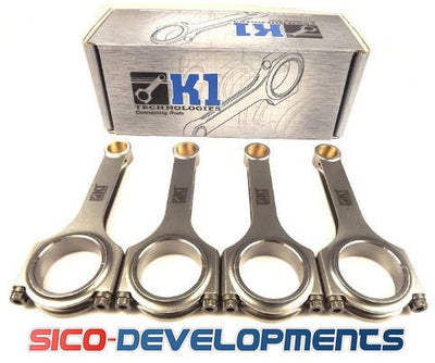K1 Ford Duratec 2.0 H-Beam Conrods