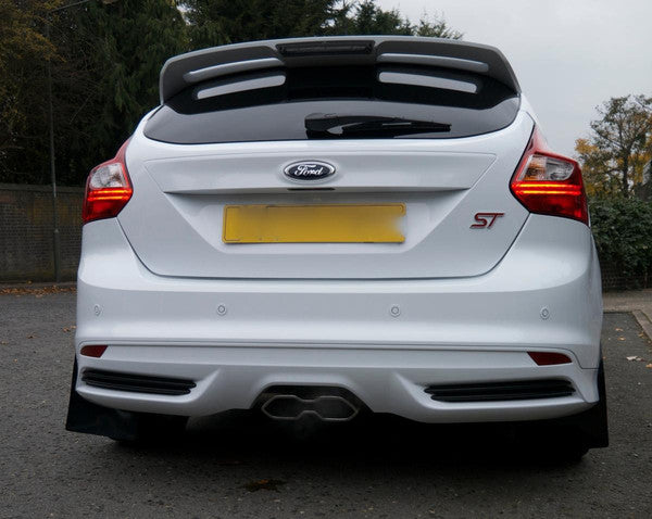 MK3 Focus inc ST Mudflaps - Hatchbacks - PVC