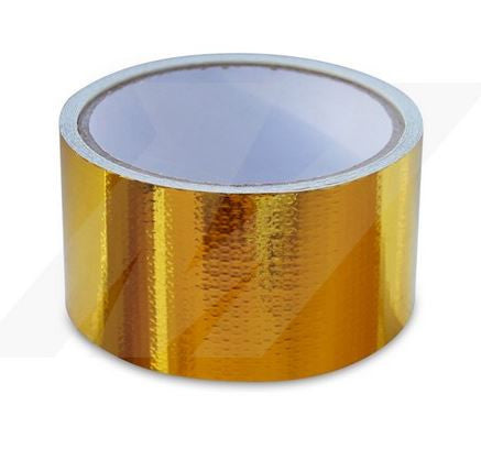 "Mishimoto 2"" X 15' Heat Defense Reflective Tape"