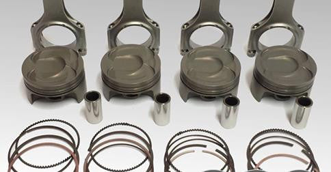 Focus MK3 ST 2.0 Ecoboost PEC rods and supertech pistons