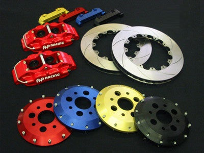 Fiesta ST 150 AP Racing Brake Kit