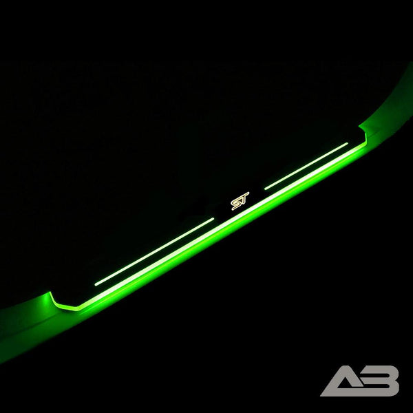 LED Ambient Door Sill Protectors (ST Edition)