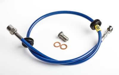 MK2 Focus RS Hel braided brake lines