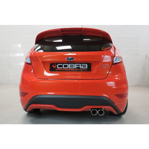 Ford Fiesta ST180 Cat Back System - 2.5