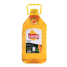 Corn Oil Bottle