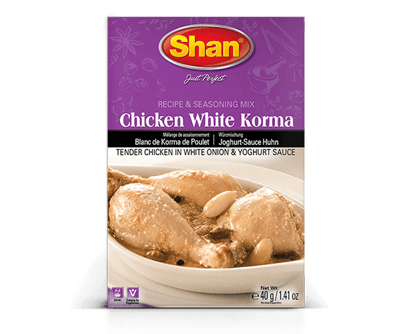 Chicken White Korma Masala