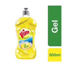 Vim Lemon Dishwash Active Gel